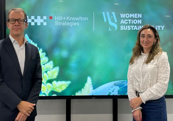 Women Action Sustainability y Hill+Knowlton Strategies trabajan en conjunto por la sostenibilidad a través del liderazgo femenino