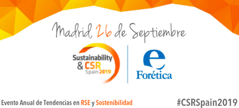 Foro Sustainability & CSR Spain