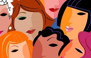 Los diálogos de las mujeres con gen luchador