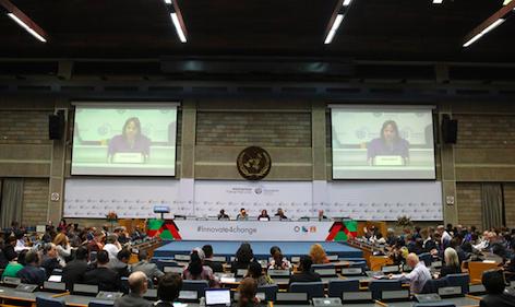 Innovación para mejorar la calidad de vida en las ciudades y comunidades, el propósito de la Asamblea de ONU-Habitat