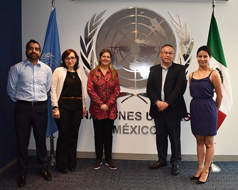 Martha Herrera asume la presidencia de la Red Mexicana del Pacto Mundial de las Naciones Unidas