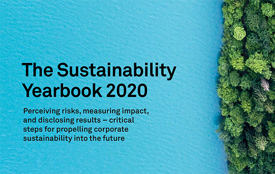 Hay 31 empresas españolas en el Sustainability Yearbook 2020 de S&P Global y RobecoSAM
