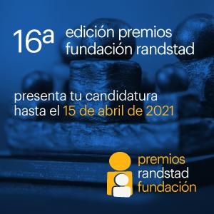 16ª edición Premios Fundación Randstad