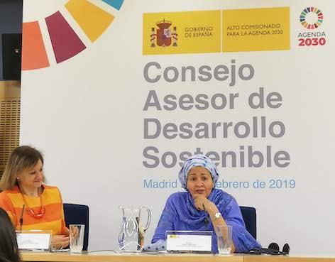 Naciones Unidas aplaude la creación del Consejo de Desarrollo Sostenible - Diario Responsable