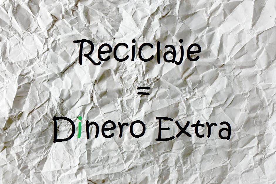 ideas para ganar dinero con el reciclaje sin sal