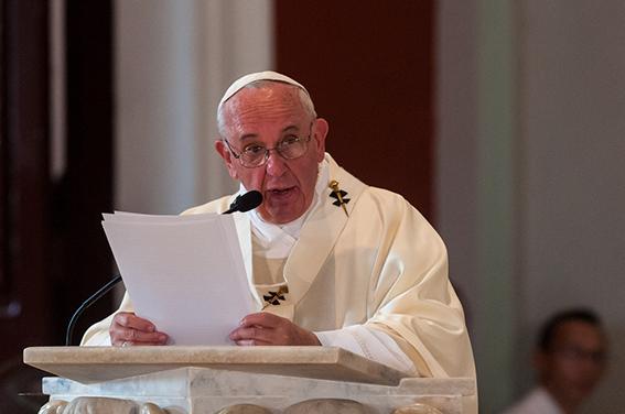 30 expertos entregan al Papa un documento sobre finanzas éticas