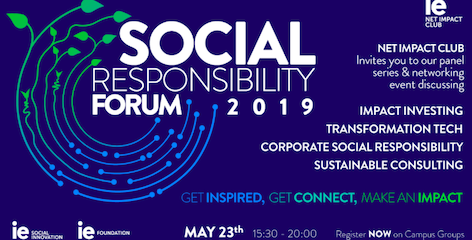 The IE Social Responsibility Forum 2019