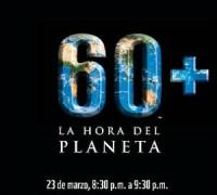 La Hora del Planeta 2013.