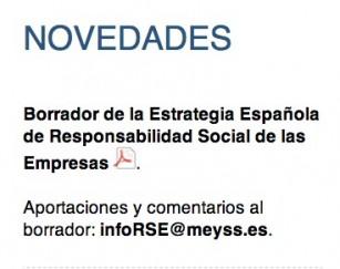 diarioresponsable.com | Plan Nacioanl de RSE |