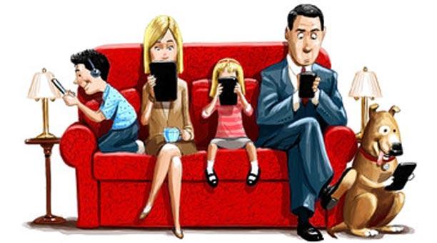 Por qué cada vez somos medios sociales?