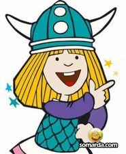 Viki el Vikingo.